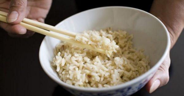 Περίσσεψε ρύζι; Πώς θα το συντηρήσετε για να μην κινδυνεύσει η υγεία σας