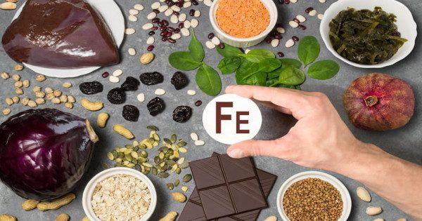Σίδηρος: ποια τρόφιμα «εμποδίζουν» την απορρόφησή του