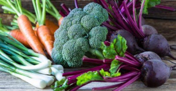 Τα φρούτα,τα λαχανικά και τα ψάρια του Ιανουαρίου