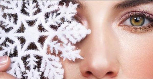 Ο xειμώνας και η προστασία των ματιών μας!