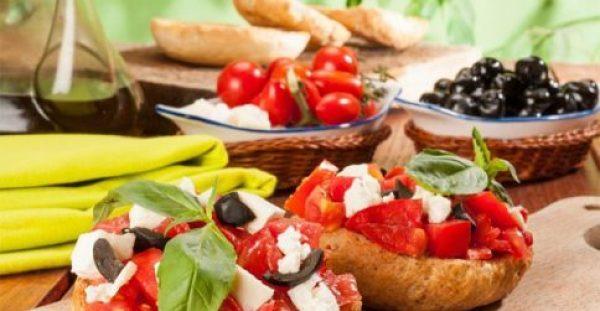 Η μεσογειακή διατροφή αποτρέπει τη συρρίκνωση του εγκεφάλου