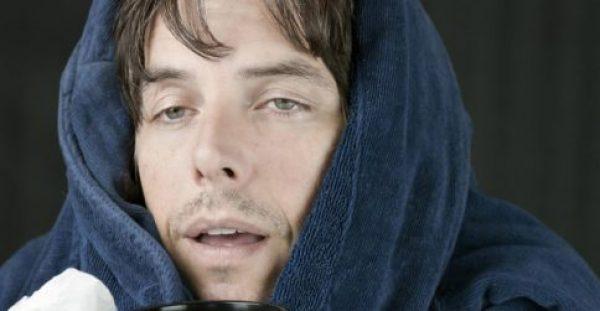 Κρυολόγημα και γρίπη: Γιατί οι άντρες αρρωσταίνουν πιο συχνά