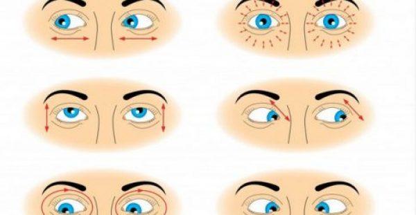 Μάτια: Ασκήσεις για να καταπολεμήσετε την κούραση των ματιών σας