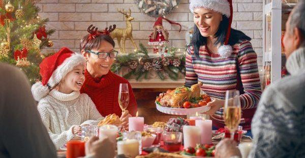 10 συμβουλές για να κρατήσετε τη δίαιτά σας τα Χριστούγεννα & την Πρωτοχρονιά