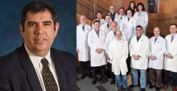 Έλληνας έφτιαξε το πρώτο τεστ αίματος που ανιχνεύει ταυτόχρονα 8 είδη καρκίνου  (vid)