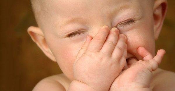Όσα δεν γνωρίζετε για την όσφρηση του μωρού σας