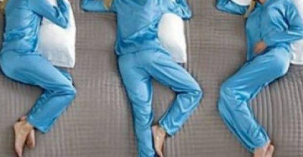 H σωστή  στάση του ύπνου για την υγεία σας