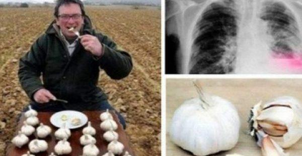 Έτρωγε Σκόρδο Με Άδειο Στομάχι Κάθε Μέρα – Δείτε Τι Συμβαίνει Στον Οργανισμό