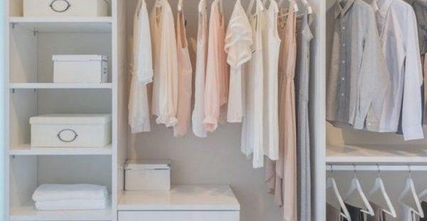 Πέντε απλά βήματα για να οργανώσεις την ντουλάπα σου